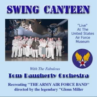 Swing Canteen CD Front